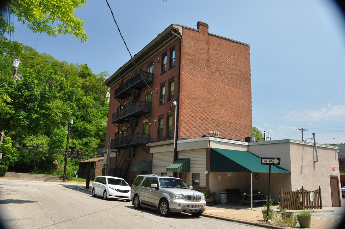 This Four Story Apartment Building Is Located In East Pittsburgh And  Consists Of Eight Apartments With Staff Office On Site. There Are Six  Single Occupancy ...