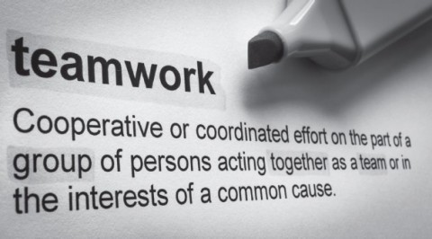Recipe For Teamwork